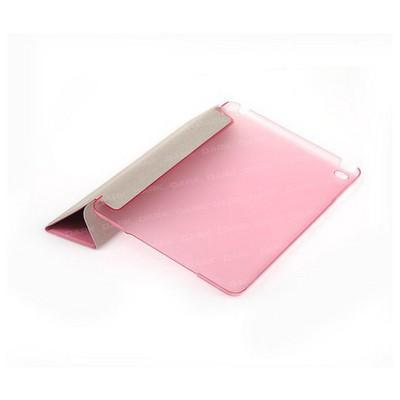 Dark Dk-ac-ıpm4ksdbpk Ipad Mini4 Ön Ve Arka Akıllı Deri Kılıf Ve Stant (pembe) Tablet Kılıfı
