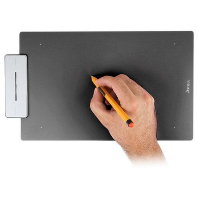 uc-logic-ucap906-artisul-sketchpad-medium-a5-wide-ucap906-grafik-tablet-metalik-