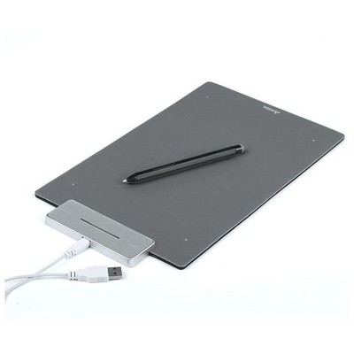 Uc-logic Ucap906 Artisul Sketchpad Medium A5+ Wide Ucap906  Metalik Gri Grafik Tablet