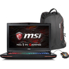 MSI Gt72vr_6re-250xtr Gt72vr Ci7-6700hq 32gb 256gb Ssd+1tb 8gb Gtx1070 17.3'' Dos Laptop