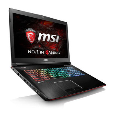 MSI Ge72vr 6rf(apache Pro)-088xtr I7 6700-17.3-dos Laptop