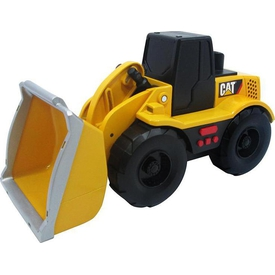 CAT Iş Makinası Wheel Loader Truck Sesli Ve Işıklı Fonk. Erkek Çocuk Oyuncakları