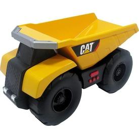 CAT Iş Makinası Dump Truck Sesli Ve Işıklı Fonk. Erkek Çocuk Oyuncakları