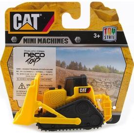CAT Palet Dozer Mini Iş Makinası Erkek Çocuk Oyuncakları