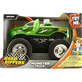 Road Rippers Monster Truck Dinosaur Sesli Ve Işıklı 4x4 Kamyonet Arabalar