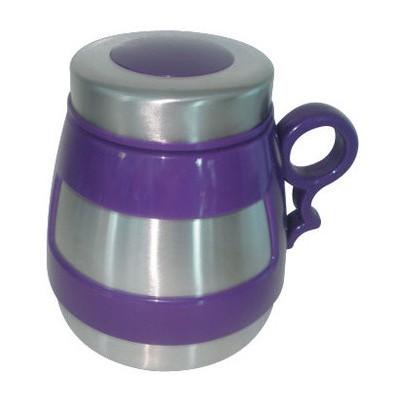 Andoutdoor Içi Dışı Çelik Plastik Desenli Kupa Mug And431 And431 Termos
