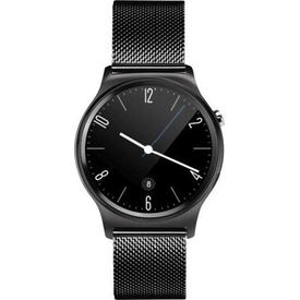 Dark Dk-ac-sw08b Sw08 Smart Design Android Ve Ios Uyumlu Akıllı Saat (siyah Metal Kayış) Giyilebilir Teknoloji