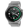 Dark Dk-ac-sw08s Dark SW08 Smart Watch IOS ve Android Uyumlu Silver Akıllı Saat (Gümüş Metal Kayış) Akıllı Ev