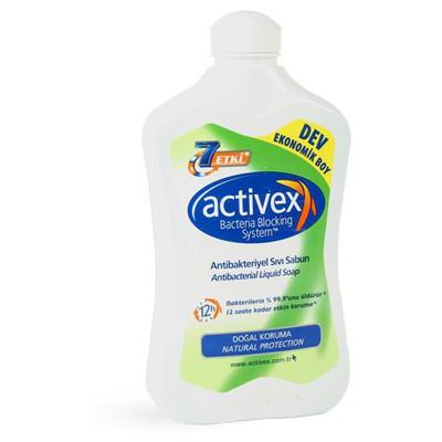 ActiveX Sıvı Sabun Doğal Koruma 1.8 L Kova ve Temizlik Setleri