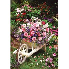 Anatolian 260 Parça  Bahçe Çiçekleri Puzzle