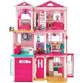 Barbie 'nin Rüya Evi Oyun Seti Kız Çocuk Oyuncakları