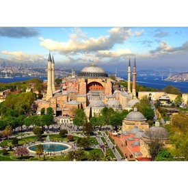 Anatolian 1500 Parça  Ayasofya Puzzle