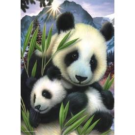 Anatolian 260 Parça  Panda Puzzle