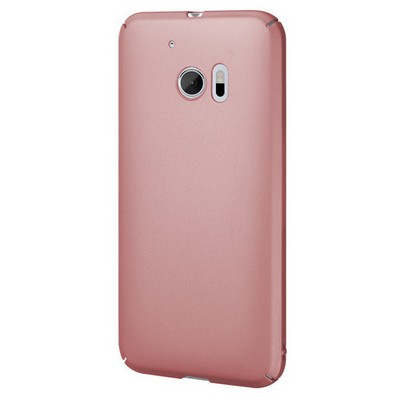 Microsonic Htc 10 Kılıf Premium Slim Rose Gold Cep Telefonu Kılıfı