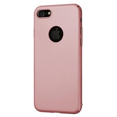 Microsonic Iphone 7 Kılıf Premium Slim Rose Gold Cep Telefonu Kılıfı