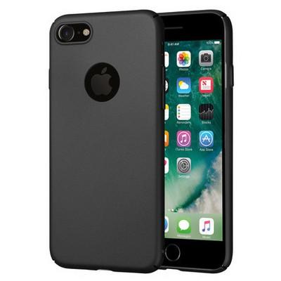 Microsonic Iphone 7 Kılıf Premium Slim Siyah Cep Telefonu Kılıfı