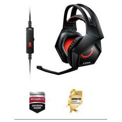 Asus Strıx 2.0, Kafa Bantlı, Siyah, Kablolu, Kulaklık Kafa Bantlı Kulaklık