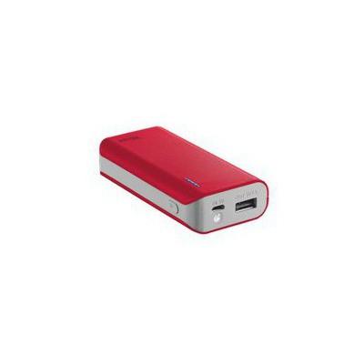 Trust Urban 21226 Primo Powerbank 4400 -kırmızı Taşınabilir Şarj Cihazı