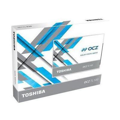 OCZ 240gb TL100 Serisi SSD (TL100-25SAT3-240G)