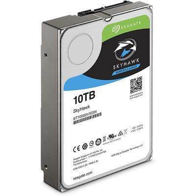 Seagate SkyHawk 10TB Hard Disk (ST10000VX0004)