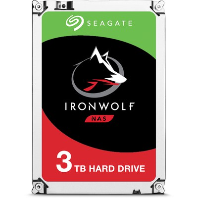 Seagate IronWolf 3TB NAS Hard Disk (ST3000VN007)