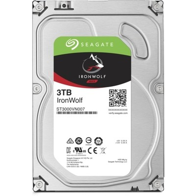 Seagate IronWolf 3TB NAS Hard Disk - ST3000VN007