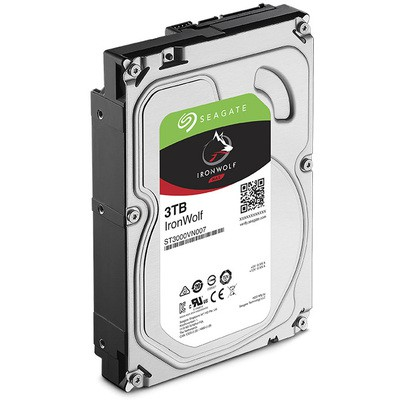Seagate Ironwolf 3,5 3tb 64mb 5900rpm St3000vn007 Hard Disk