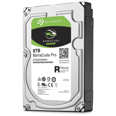 Seagate BarraCuda Pro 8TB Hard Disk - ST8000DM005