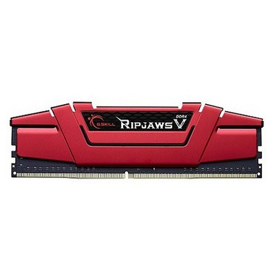 G.Skill Ripjaws V Red 8GB CL15 DDR4 Bellek (F4-3000C15S-8GVRB)