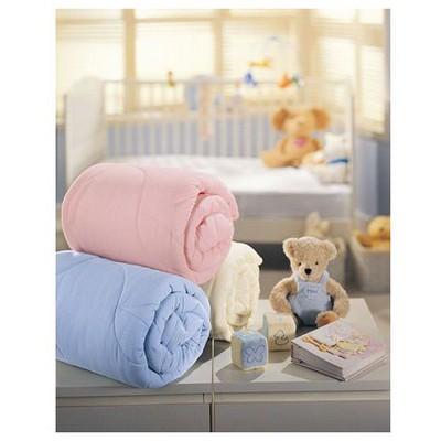 Taç Penye Bebek Yorganı - Pembe Ev Tekstili