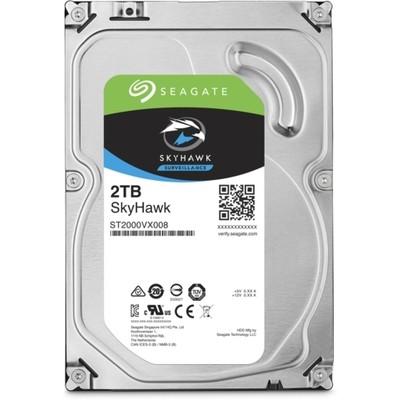 Seagate SkyHawk 2TB Hard Disk (ST2000VX008)