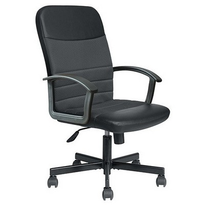 Max Office Easy File Kumaş Yönetici Koltuğu - Siyah Mxy120sf Ofis Koltuğu