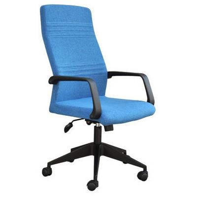 Yıldız Çelik Ekosit Müdür Koltuğu Mavi Model Eks-100 Ofis Koltuğu