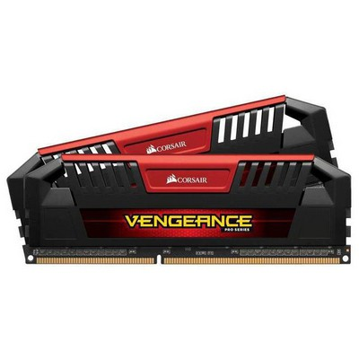 Corsair Vengeance Pro Red 2x8GB Bellek - CMY16GX3M2A1866C10R