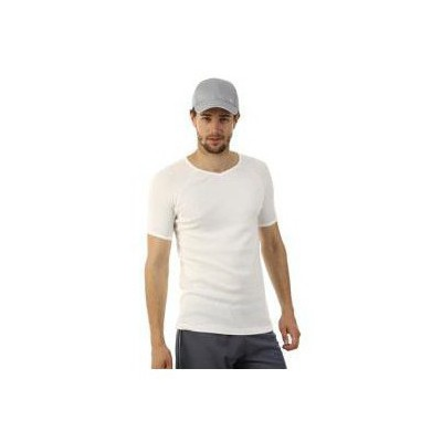 Kappa 55901 V Yaka Ribana T-shirt 302yvy-001