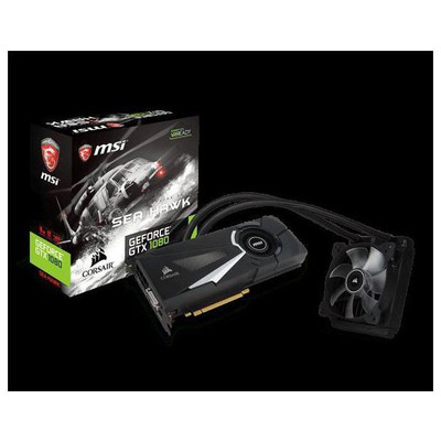 MSI GeForce GTX 1080 Sea Hawk 8G Ekran Kartı
