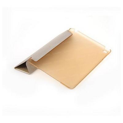 Dark Dk-ac-ıpm4ksdbgold Ipad Mini4 Ön Ve Arka Akıllı Deri Kılıf Ve Stant (altın) Tablet Kılıfı