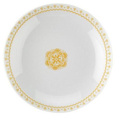 Mitterteich 86685 Desen 21 Cm Pasta Tabağı Sarı Tabak
