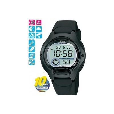 Casio Lw-200-1bvdf Digital Kadın Kol Saati
