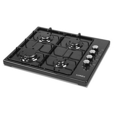 Kumtel Lx-420f Ng Siyah Gaz Emniyetli Setüstü Ocak