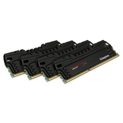 Kingston HyperX Predator 4x8GB Bellek - HX321C11T3K4/32
