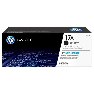 HP 17a Siyah Original Laserjet  Cartridge (cf217a) Toner