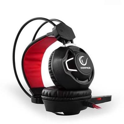 Rampage Sn-rw2 Rampage Sn-rw2 Oyuncu Siyah Mikrofonlu Kulaklık Kafa Bantlı Kulaklık