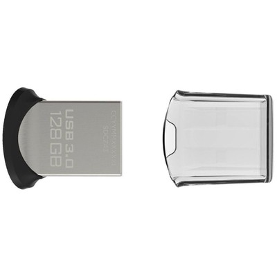 Sandisk 128GB Ultra Fit 3.0 Flash Bellek (SDCZ43-128G-GAM46)