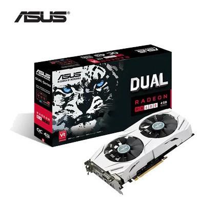 Asus Dual Radeon RX 480 OC 4G Ekran Kartı