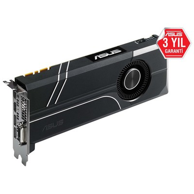 Asus Turbo GeForce GTX 1080 8G Ekran Kartı