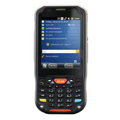 Pntmobile Pm60-15-ce Pm60-15 /wi-fi+bt 1d Win Ce 6.0 -numerik El Terminali
