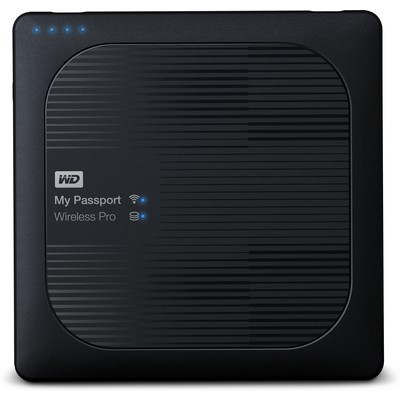 WD My Passport Wireless Pro 1TB Disk (WDBP2P0020BBK)