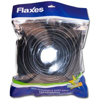 Flaxes Fhh-20 Flaxes Fhh-20 Hdmı 20mt 1.4vr 3d Bakır - Askılı Poşet HDMI Kablolar