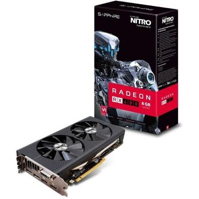 Sapphire NITRO+ Radeon RX 480 8G D5 OC Ekran Kartı (11260-07)